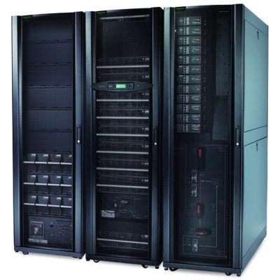 Symmetra PX 128kW Scalable to 160kW, 400V w/ Integrated Modular Distribution