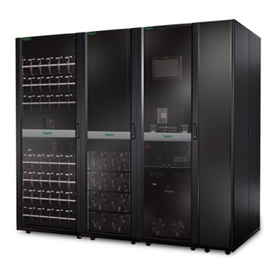 Symmetra PX 100kW Scalable to 250kW with Right Mounted Maintenance Bypass and Distribution
