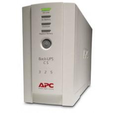 ИБП APC Back-UPS 325, 230 В, IEC 320, без ПО автоматического завершения работы