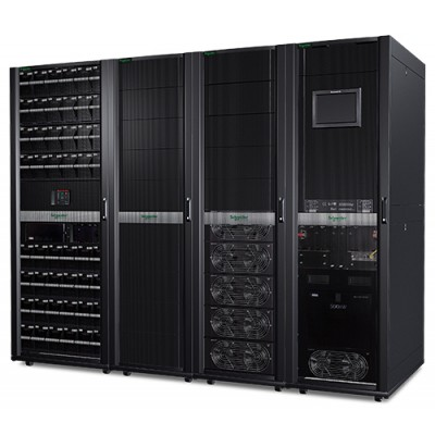 Symmetra PX 125kW Scalable to 500kW without Maintenance Bypass & Distribution-Parallel Capable