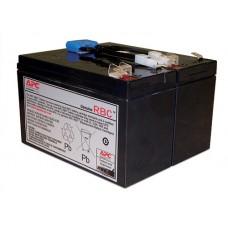 Сменный аккумуляторный картридж APC №142