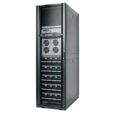 ИБП APC Smart-UPS VT стоечного исполнения 30 кВА 400 В с 3 аккум. модулями (расш. до 5), с БРП и услугой ввода в эксплуатацию