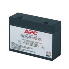 Сменный аккумуляторный картридж APC №10