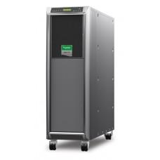 MGE Galaxy 300, 15 кВА, 400 В, 3ф:1ф, с зарядным устройством, рассчитанным на большую продолжительность автономной работы, с услугой Start-up 5x8