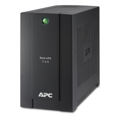APC Back-UPS 750VA, 230V, Schuko Model
