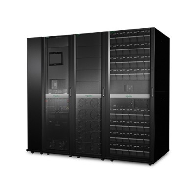 Symmetra PX 125kW Scalable to 250kW with Left Mounted Maintenance Bypass and Distribution
