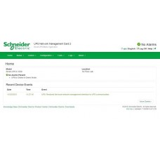 Плата сетевого управления ИБП UPS Network Management Card 2