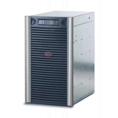ИБП APC Symmetra LX 8 кВА с возможностью масштабирования до 16 кВА с резервированием N+1, стоечного исполнения, 220/230/240 В или 380/400/415 В