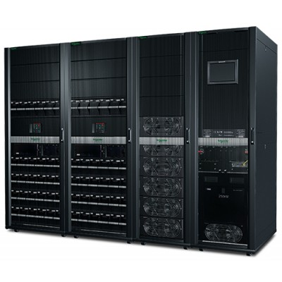 Symmetra PX 150kW Scalable to 250kW without Maintenance Bypass or Distribution-Parallel Capable
