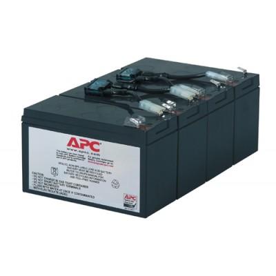 ИБП APC Сменные батареи для ИБП RBC8