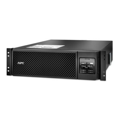ИБП APC Smart-UPS SRT 5000 ВА RM 208/230 В, неразъемный ввод