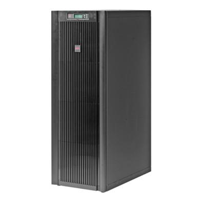 APC Smart-UPS VT 10 кВА, 400 В, с тремя батарейными модулями с возможностью наращивания до 4, с услугой Start-Up 5X8, с внутренним сервисным байпасом, с поддержкой параллельного включения