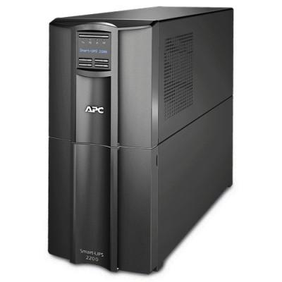 APC Smart-UPS 2200 ВА с ЖК-индикатором, 230 В