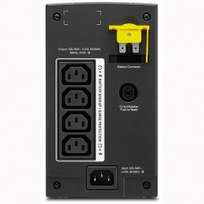 ИБП APC Back-UPS 800 ВА, 230 В, авторегулировка напряжения, розетки IEC