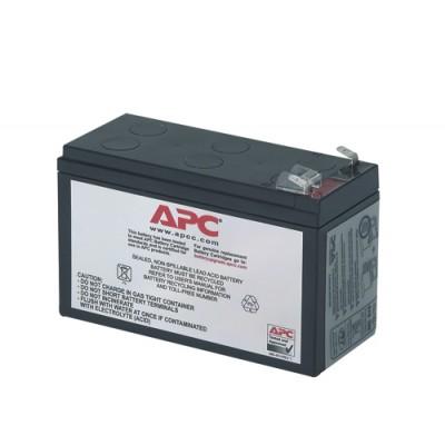 Запасной аккумулятор APC 12 В 7 А-ч