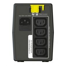 ИБП APC Back-UPS 650 ВА, 230 В, авторегулировка напряжения, розетки IEC