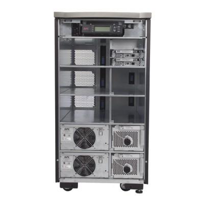 ИБП APC Symmetra LX 8 кВА с возможностью масштабирования до 16 кВА с резервированием N+1, напольное исполнение, 220/230/240 В или 480/400/415 В