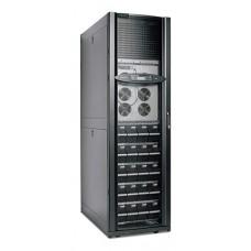 ИБП APC Smart-UPS VT стоечного исполнения 30 кВА 400 В с 4 аккум. модулями (расш. до 5), с БРП и услугой ввода в эксплуатацию