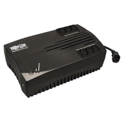 Сверхкомпактный линейно-интерактивный ИБП серии AVR мощностью 750 ВА / 450 Вт, с USB-портом и розетками типа C13, номинальное напряжение 230 В