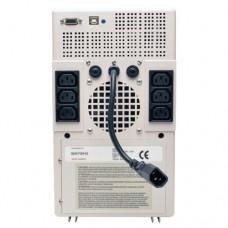 Вертикальный линейно-интерактивный ИБП медицинского назначения серии SmartPro (230 В, 700 ВА, 450 Вт) с 6 розетками, полной развязкой и увеличенным временем автономной работы, разъемы USB / DB9