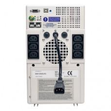 Вертикальный линейно-интерактивный ИБП медицинского назначения серии SmartPro (230 В, 1 кВА, 750 Вт) с 6 розетками, полной развязкой и увеличенным временем автономной работы