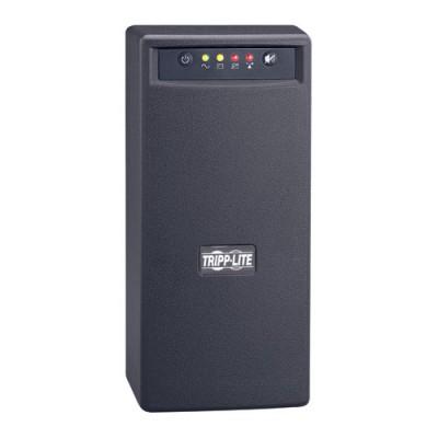Линейно-интерактивный ИБП серии OmniVS мощностью 800 ВА в вертикальном исполнении с USB-портом, номинальное напряжение 230 В