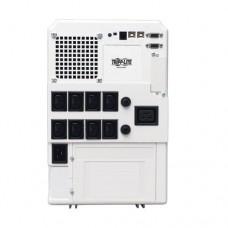 Вертикальный линейно-интерактивный ИБП семейства SmartPro (230 В; 2,2 кВА; 1,6 кВт) с возможностью подключения сетевых карт, разъемом USB и последовательным разъемом DB9