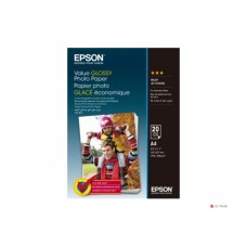 Фотобумага Epson Value Glossy Photo Paper A4 20 sheet