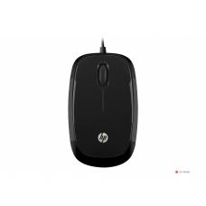Оптическая светодиодная проводная мышь HP X1200 Wired H6E99AA Black